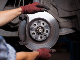 brake repair brake pads rotor replacement car repair Boise Idaho Tune Tech Fairview