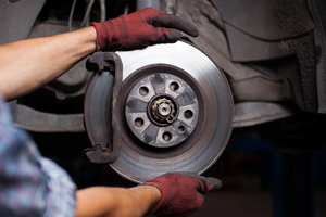 brake repair brake pads rotor replacement car repair Boise Idaho Tune Tech Fairview