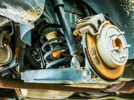 Steering and suspension repair car auto repair Boise Idaho Tune Tech